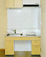 オール電化キッチン