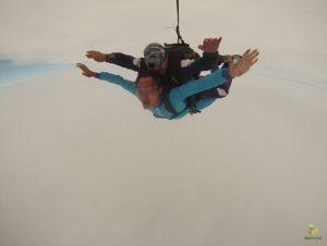 スカイダイビング:社長の決断