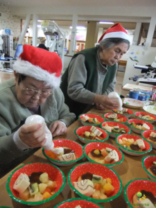 クリスマス★パーティー